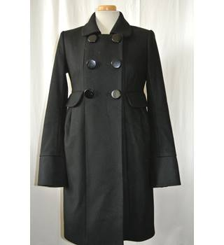 French Connection - Size: 6 - Black - Casual jacket / coat