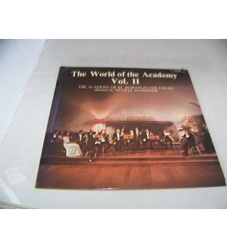 The World of the Academy Volume II The Academy of St Martin-in-the-Fields SPA-A 163