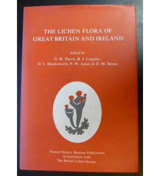 The Lichen Flora of Great Britain and Ireland