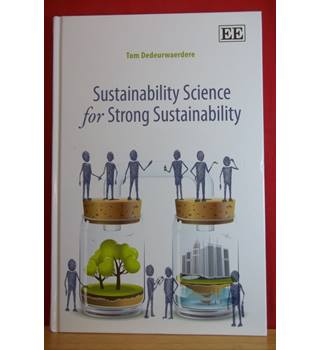 Sustainability science for strong sustainability