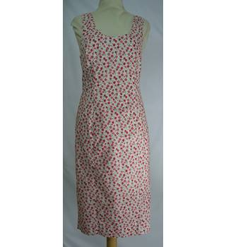 Marilyn Anselm for Hobbs - Size: 8 - Pink - Dress