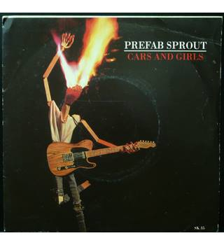 Cars And Girls - Prefab Sprout - SK 35