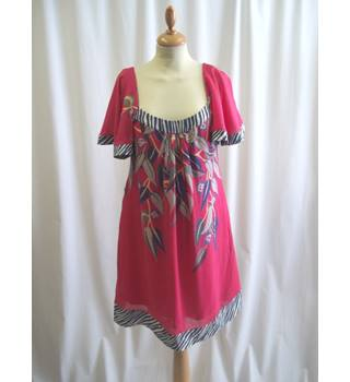 Temperley - Size: 8 - Pink - Short Dress