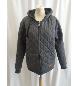 Firetrap  - Size: L - Grey - Quilted - Jacket