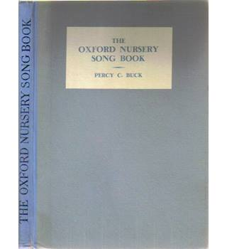 The Oxford Nursery Song Book