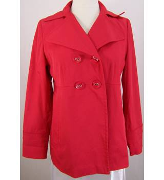 George - Size: 8 - Red - Maternity Jacket