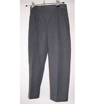 M&S School Age 5 - 6 Years - Grey - Trousers