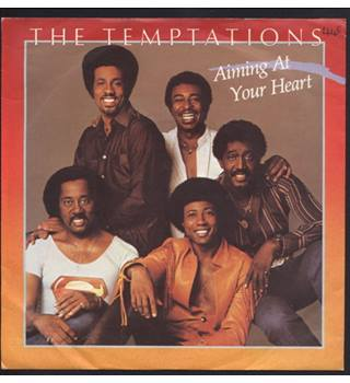 "Aiming At Your Heart / The Life Of A Cowboy 7"" Single - The Temptations - TMG 1243"