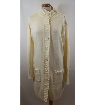 Editions - Size: XL - Cream / ivory - Cardigan
