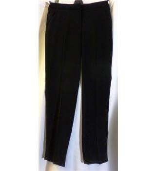 Hobbs size 8 black trousers