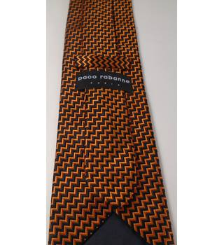 Paco Rabanne Size: One size Multi-coloured Tie