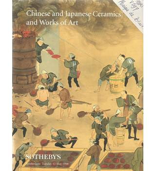 Sotheby's- Chinese and Japanese Ceramics and Works of Art