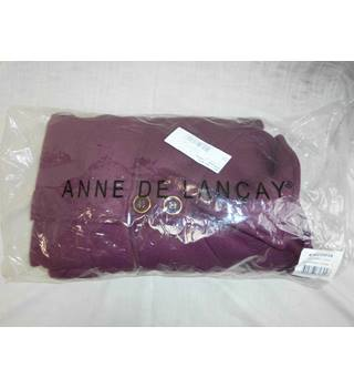 Anne De Lancay - Size: L - Purple