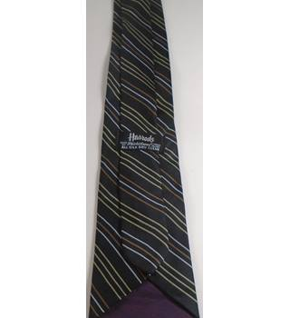 Harrods Size: One size Multi-coloured Tie