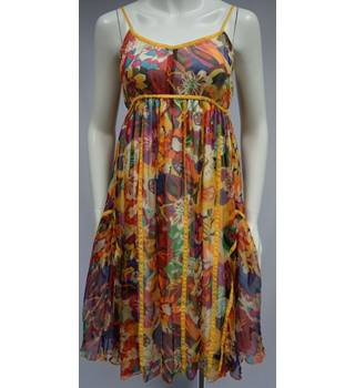 Magic Woman - Size S - Multicoloured - Dress