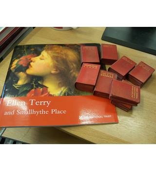 shakespeare miniatures (dedicated to miss ellen terry)