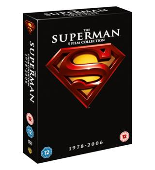 SUPERMAN THE ULTIMATE COLLECTION PG