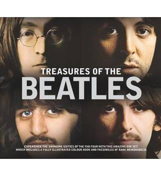 Treasures of the Beatles