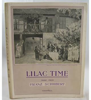 Lilac Time. Vocal Score.