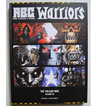 ABC Warriors:The Volgan War Volume 04