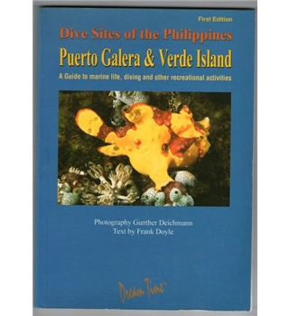 Dive Sites of the Philippines  Puerto Galera & Verde Island