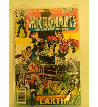 The Micronauts: They Came From Inner Space. Incomplete Collection