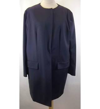 Mantu - Size: 50 - Blue navy - Smart coat