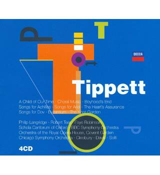 Tippett : A Child of Our Time - The Knot Garden etc