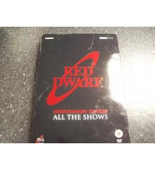 Red Dwarf Anniversary Edition - All The Shows 12