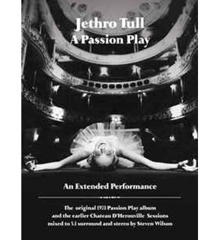 Jethro Tull - A Passion Play - An Extended Performance