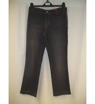 Brand new with tags - Krizia - Size: 8 - Black - Jeans