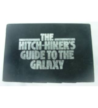 The Hitch-Hikers Guide To The Galaxy (6 * Audio Cassette)