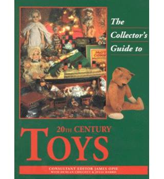 The collector's guide to 20th-century toys