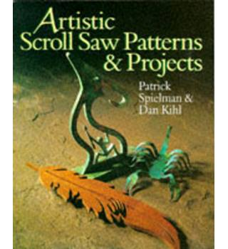 Artistic scroll saw patterns & projects