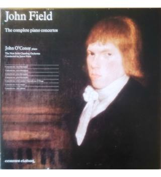 John Field's Complete Piano Concertos John Field - CMS 55-58