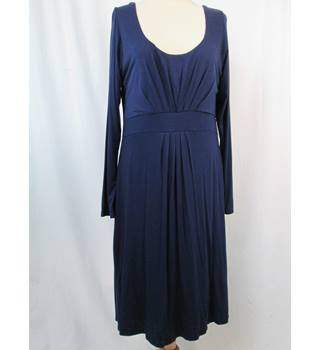 East - Size: M - Blue - Knee length dress