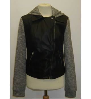 Womens' Hollister Jacket Hollister - Size: S - Black - Jacket