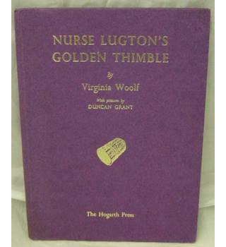 Nurse Lugton's Golden Thimble with pictures by Duncan Grant