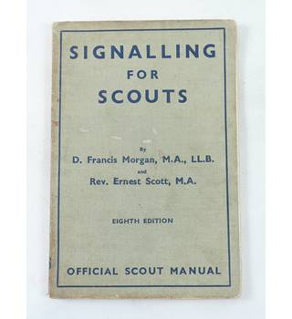 Signalling for Scouts - 1942