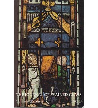 The Journal of Stained Glass 1991-93
