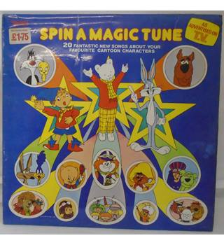 Mike McNaught - Spin A Magic Tune