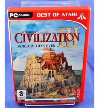 BEST OF ATARI: CIVILISATION 3