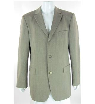 Hugo Boss - Size: 40M - Brown - Jacket