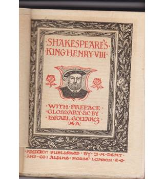 King Henry VIII - The Temple Shakespeare