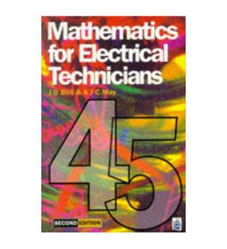 Mathematics for electrical technicians 4/5