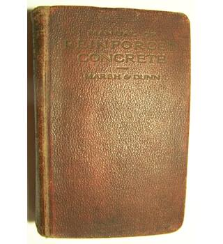 Manual of Reinforced Concrete