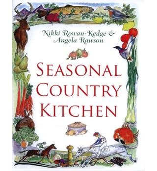 Seasonal country kitchen