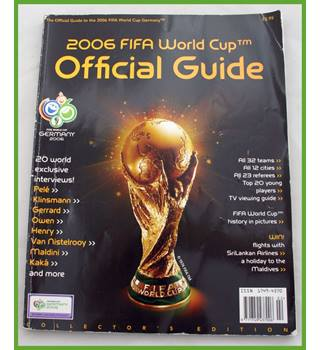 2006 Football World Cup Official Guide