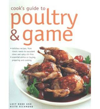 Cook's guide to poultry & game