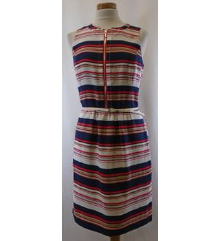 Tommy Hilfiger - Size: USA 4 - Multi-coloured - Mini dress- 100% Silk